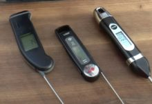 Bratenthermometer digital - ohne Kabel mit Funk