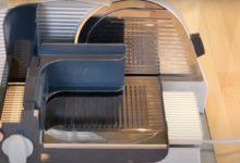 Brotschneidemaschine elektrisch - Allesschneider & Aufschnittmaschine