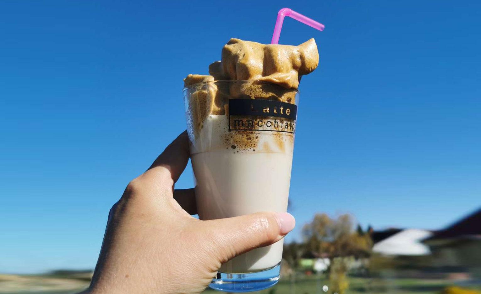 Kaffee Dalgona