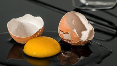 Ei aufschlagen
