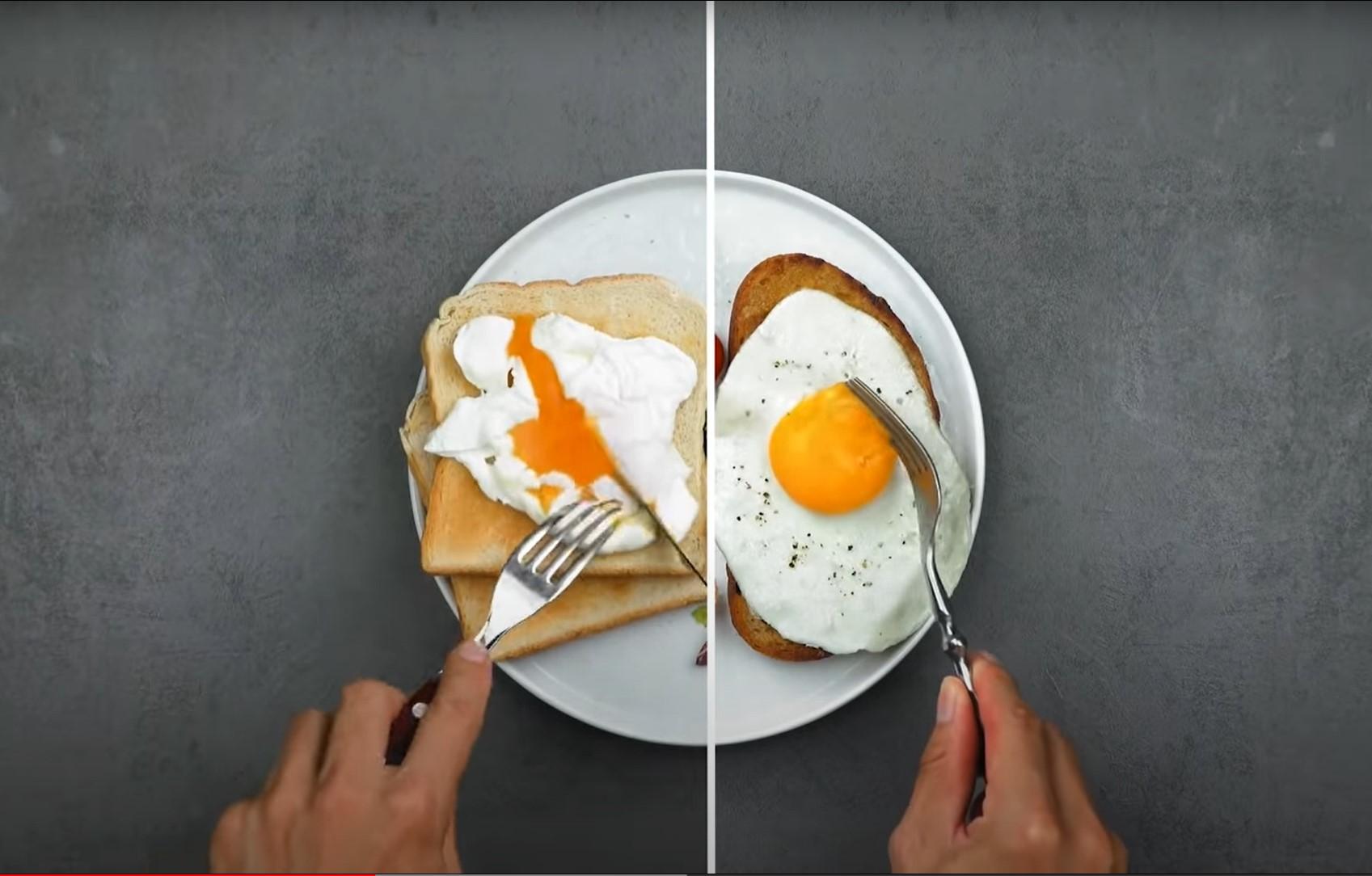 Eier Richtig Abbinden