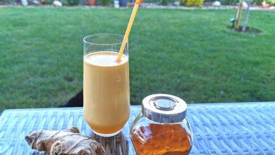 Golden Milk mit Kurkuma
