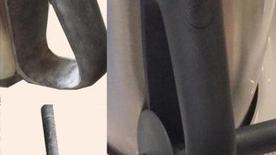 Thermomix Griff verfärbt sich weiß oder grau?