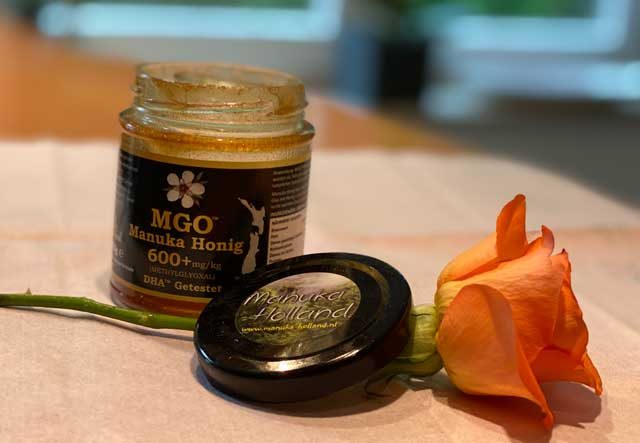 Honig als bekanntester Ersatz für Zucker in der Ernährung