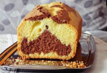 Marmorkuchen ohne Butter