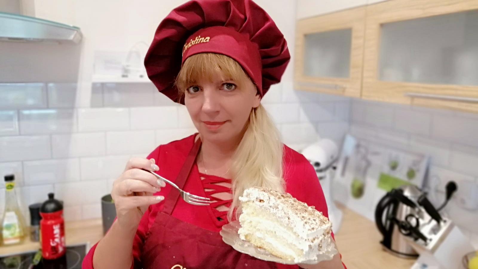 Milchmädchen Torte von Christina probiert