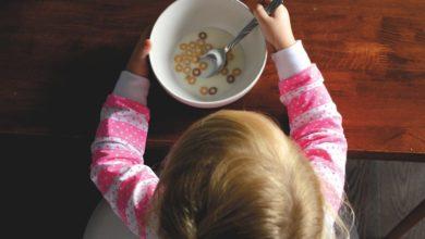 Mittagessen für Kinder 3 Jahre