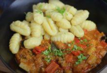 Photo of Schnelles Ratatouille mit Gnocchi I All-in-One Thermomix Rezept