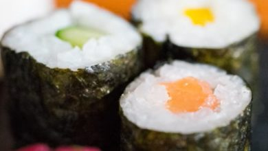 Sushi Basics / Maki, Inside Out